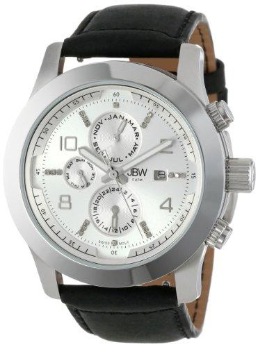 JBW J6286A - Reloj para hombres, correa de cuero