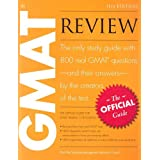 The Official Guide for GMAT Review, 11th Edition ~ Graduate Management...