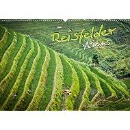 Reisfelder Asiens (Posterbuch DIN A4 quer)