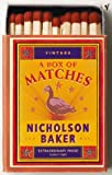 A Box of Matches (0099448386) by Baker, Nicholson
