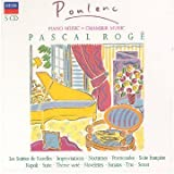 Poulenc: Piano Music; Chamber Works