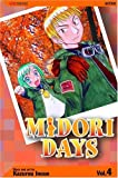 Kazurou Inoue Midori Days: Volume 4 (Midori's Days)