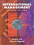 International Management (Harcourt College Publishers Series in Management) (0030319625) by Holt, David H.