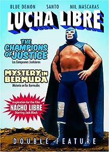 Lucha Libre Champions of Justi [Import]