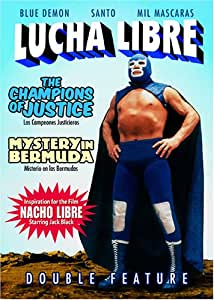 Los Lucha Libre: The Champions of Justice/Mystery in Bermuda [Import]