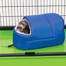 Biddie Buddies Ferret Bed Blue