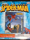 The Amazing Spider-man 100 Piece Jigsaw ...