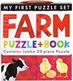 Farm Puzzle + Book [With Paperback Book] (My First Puzzle Set)