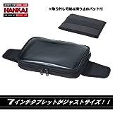 ナンカイ(NANKAI) BA-040 7インチタブレットタンクバッグ BK