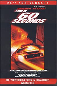 Gone in 60 Seconds [25th Anniversary Edition] (Widescreen)