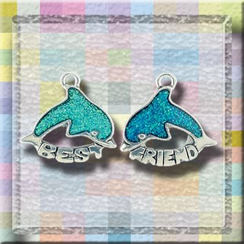 Dolphin Best Friend Pendants - Buy Dolphin Best Friend Pendants - Purchase Dolphin Best Friend Pendants (Drifting Dragon, Apparel, Departments, Accessories, Women's Accessories)