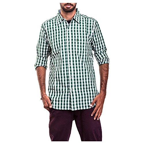 Polo Urban Polo Club Green Multicolored Shirt