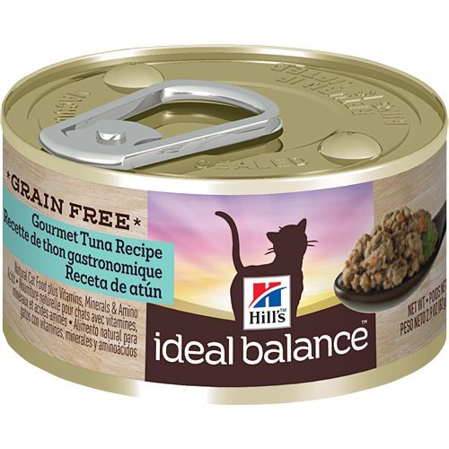 Hill's Ideal Balance Grain Free Gourmet Tuna Recipe