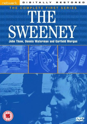 The Sweeney – Series 1 – Complete [1975] [DVD]