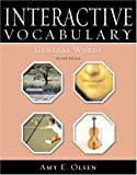img - for Interactive Vocabulary Text (2nd Edition) book / textbook / text book