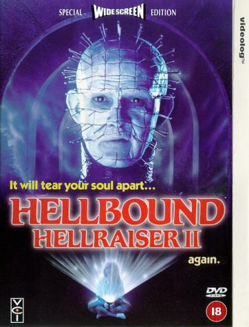 Hellbound - Hellraiser II [DVD] [1989]