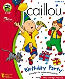 Caillou – Birthday Party