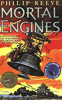 "Cover of ""Mortal Engines"""