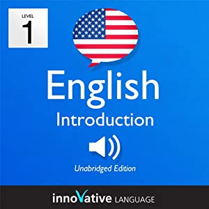 Learn English - Level 1: Introduction to English, Volume 1: Lessons 1-25 Hörbuch