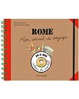 Rome : Mon carnet de voyage