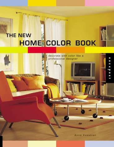 New Home Color Book, Anna Kasabian