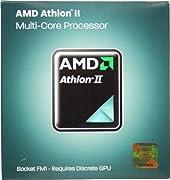 AMD Athlon II X4 631 TDP100W 2.6GHz×4 AD631XWNGXBOX