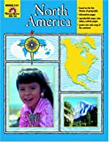 North America, Grades 3-6 (Geography United States) (1557997101) by Marilyn Evans