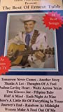 img - for Ernest Tubb Enterprises Present The Best of Ernest Tubb ... From His TV Series (VHS recording) book / textbook / text book