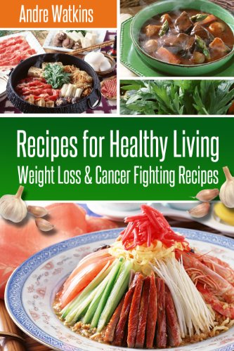 Weight Loss & Healthy Eating Recipes by Andre Watkins ebook deal