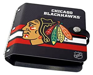 NHL Chicago Blackhawks Rock N' Road CD Holder