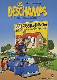 Les Deschamps Tome 1 Serial bricoleur - Antoine Zépo,Philippe Bercovici