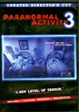 Paranormal Activity 3: Unrated Director's Cut