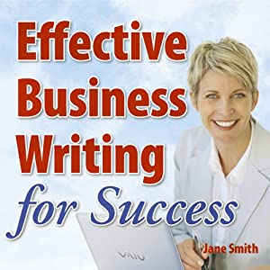 Effective Business Writing for Success Audiobook