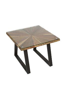 Tavolino quadrato in sole