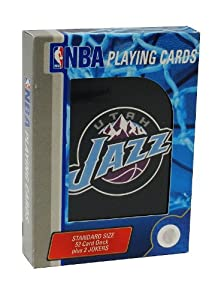 NBA Utah Jazz Playing Cards