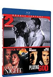 Color of Night / Playing God (Double Feature) [Blu-ray]