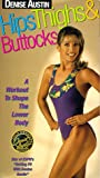 Image of Denise Austin - Hips Thighs & Buttocks [VHS]