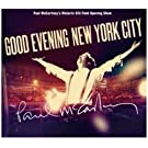 Good evening New York City (2CD + 1DVD)