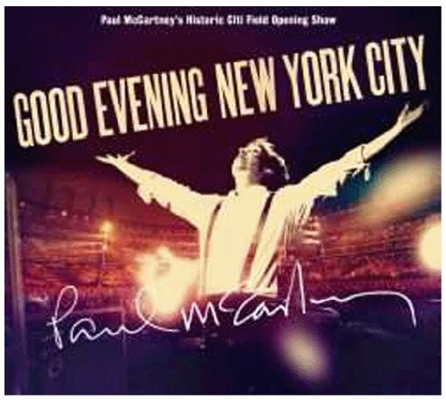 Paul McCartney - Good Evening New York City [2 CD + 1 DVD Combo] - Zortam Music