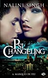 Livre Science Fiction : Marques de feu: Psi-changeling, T6