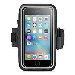 Belkin Storage Plus Armband for iPhone 6 Plus and iPhone 6s Plus (Black)