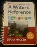 img - for A Writer's Reference 6th Pasadena City College Custom Edition book / textbook / text book
