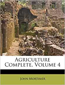 Agriculture written online