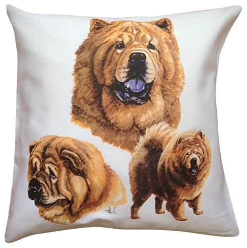 chow-chow-group-breed-of-dog-themed-cotton-cushion-cover-perfect-gift