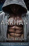 img - for Alien Romance: Arkhan: Chiman Alien Assassin Romance: Alpha Alien Warrior Romance book / textbook / text book