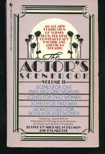 The Actor 's Scenebook Volume II