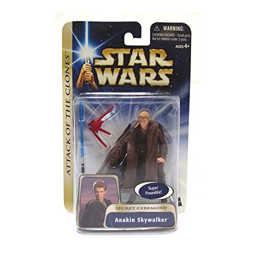 Star Wars Saga Aotc Anakin Skywalker Secret Ceremony - 1
