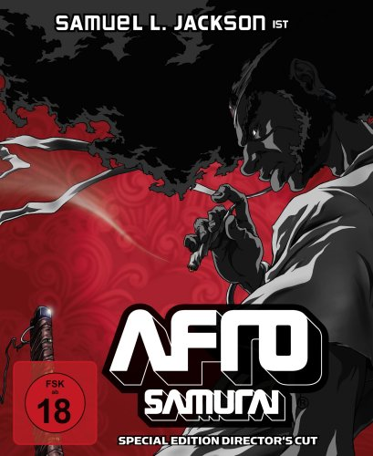 Afro Samurai (Director's Cut) [Special Edition] [2 DVDs]