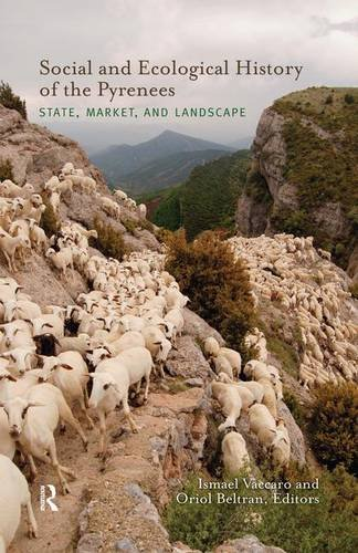 Social and Ecological History of the Pyrenees: State, Market, and Landscape (New Frontiers in Historical Ecology)