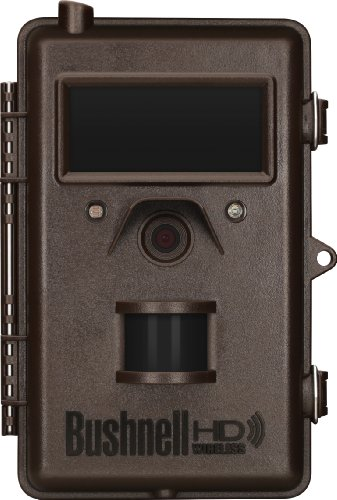 Learn More About Bushnell 8MP Trophy Cam HD Wireless Black LED Trail Camera with Night Vision
